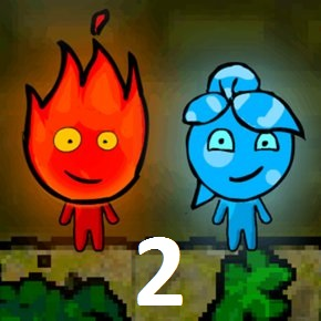 Fireboy and Watergirl 2