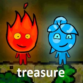 Fireboy and Watergirl Treasure